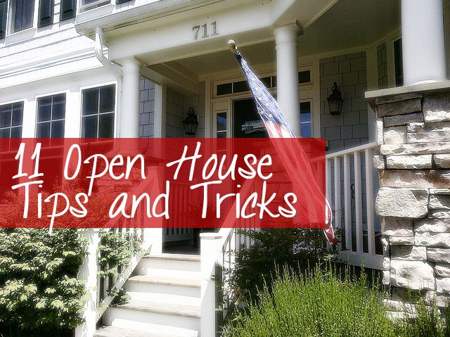 Get the most out of your open house... this is especially for real estate agents, but good for sellers to know too. #OpenHouse