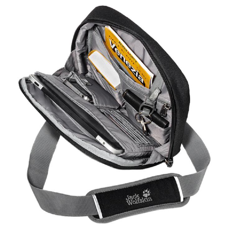 Batohy a tašky | Sportovní tašky | Jack Wolfskin taška pro tablet crossbody GADGETARY | WOKAS | Svět dětí a sportu