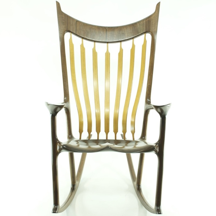 ... Rocking Chairs on Pinterest  Furniture, Rocking chair makeover and