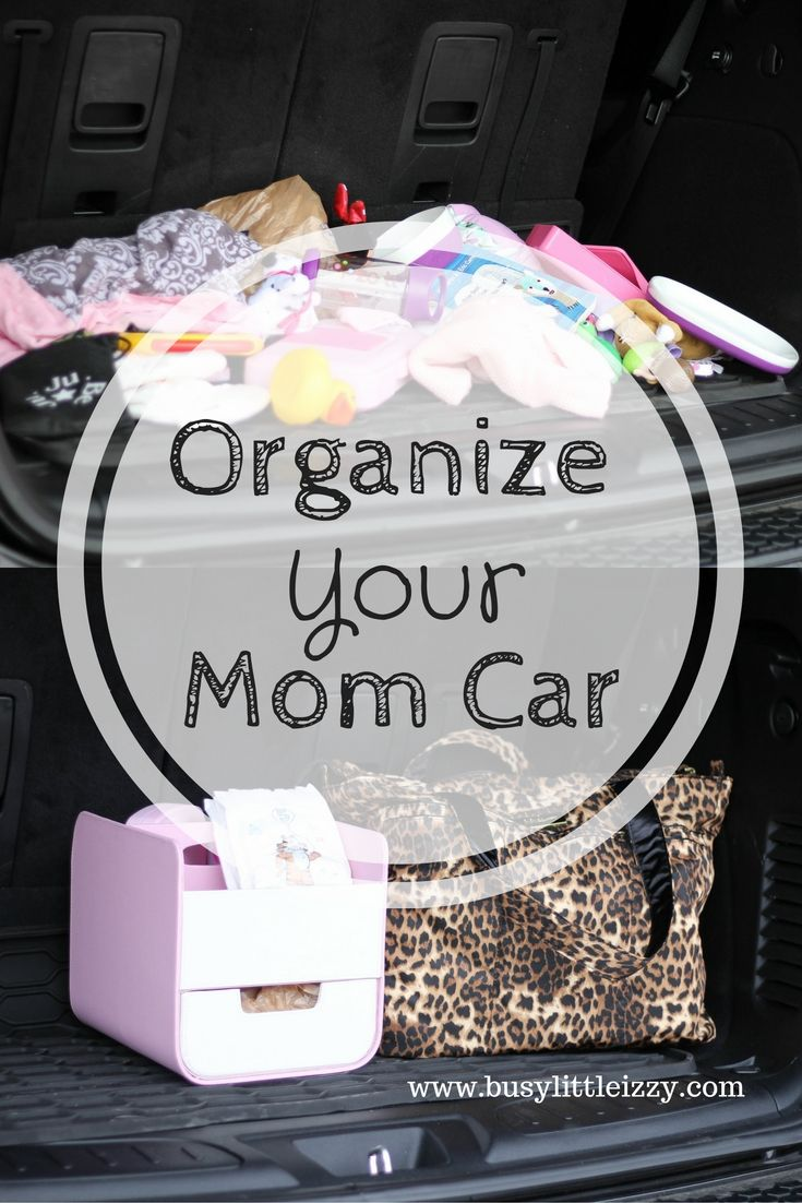 Huggies pull ups diapers car tuning - Organize Your Mom Car Diaper Caddy Diaper Changing Station Car Organization Organized
