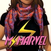 Marvel's digital comic shop for the all new Ms. Marvel