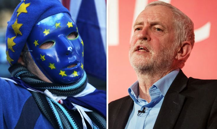 Brexit BETRAYAL! Jeremy Corbyn and Labour plan to keep UK SHACKLED to EU customs union
