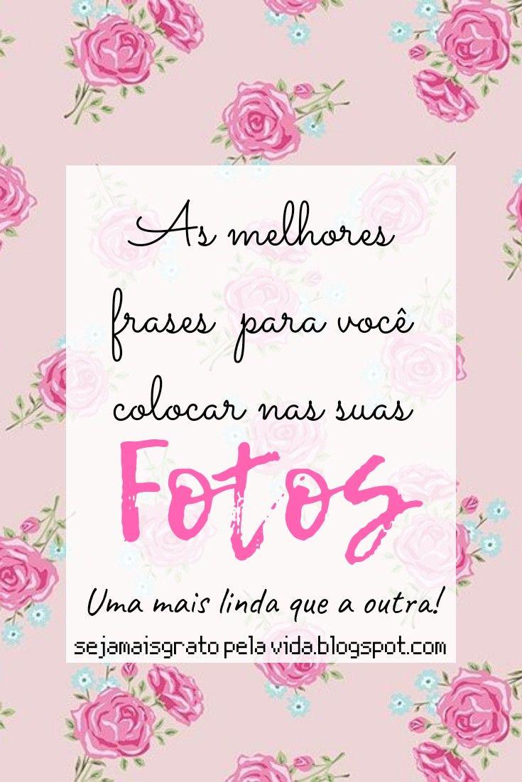 Pin De Priscila Martins Em Receitando Frases Para