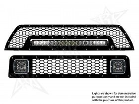 4Runner 10-13 : 2010-13 Toyota 4-Runner LED Grille KIT