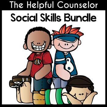 Social Skills Game and Activity Bundle