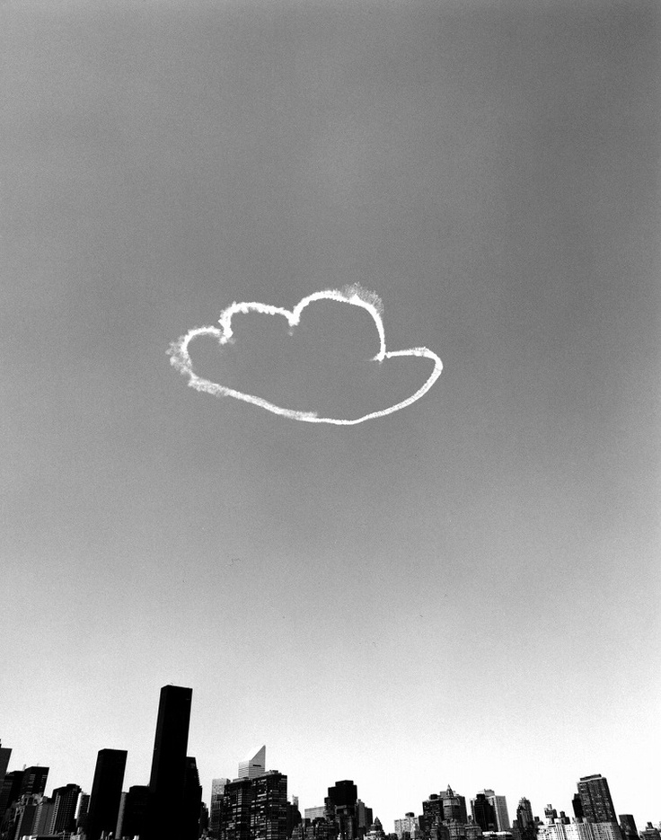 Vik Muniz - Pictures of Cloud http://www.nomad-chic.com