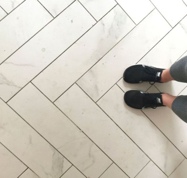 Marble Look Alike Tile At A Fraction Of The Cost