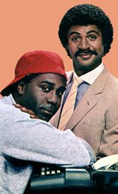 The New Odd Couple - (1982-83). Starring: Ron Glass, Demond Wilson, John Schuck, Bart Braverman, Jo Marie Payton and Liz Torres. Partial Guest List: Telma Hopkins and Esther Rolle.