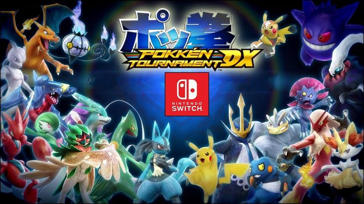 How to Play Pokken Tournament DX on Nintendo Switch Tutorial
