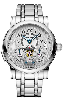 Wow this watch is really good for men. #Montblanc #Watches