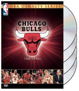 Amazon.com: NBA Dynasty Series: Chicago Bulls - The 1990s: Artist Not Provided: Movies & TV