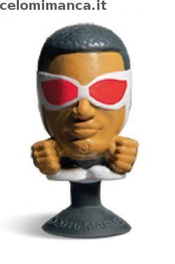 Megapopz Avengers: Fronte Figurina n. 24 Falcon