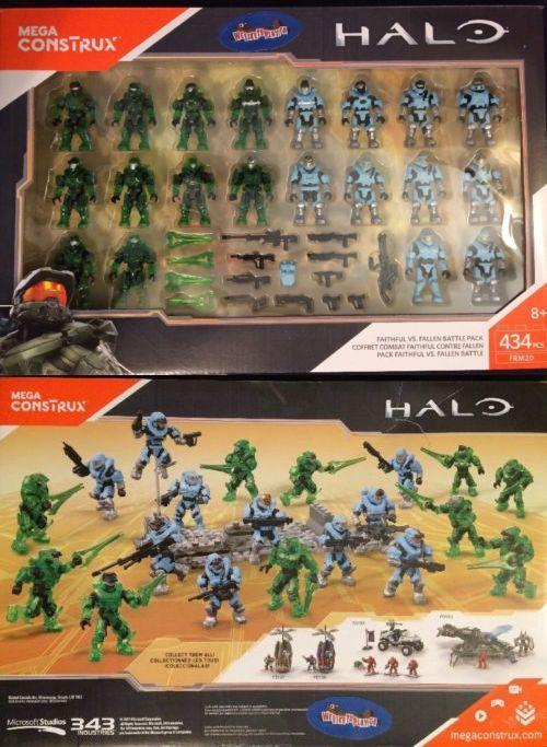 Mega Bloks Building Toys 52338: Mega Bloks Construx Halo