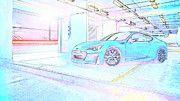 "New artwork for sale! - "" Subaru Brz Subaru Brz Peredok by PixBreak Art "" - http://ift.tt/2l36mk4"