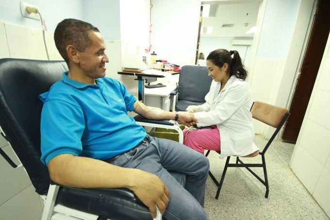 Oportunamente atienden a pacientes En Unidad Transfusional Hugo Chávez