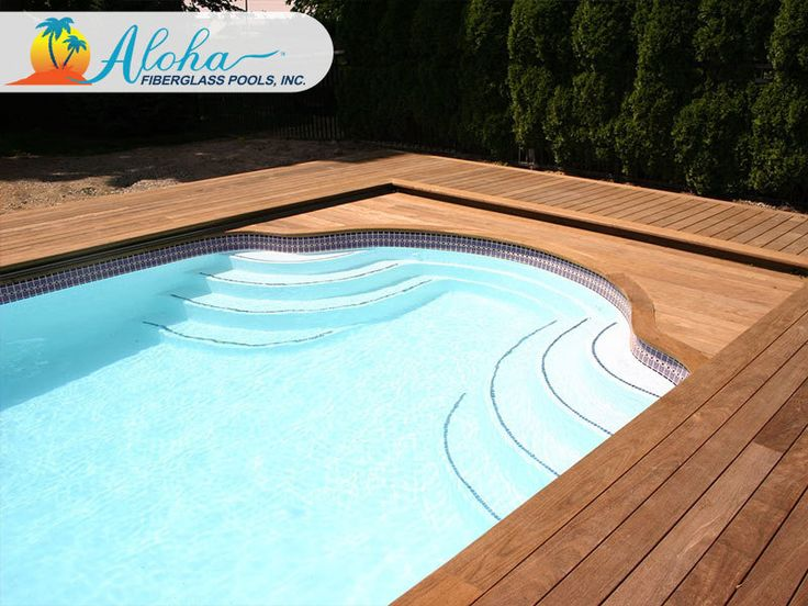 14 best images about modern pools from aloha fiberglass pools on pinterest models key west for Find a builder in your area