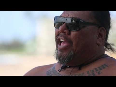 Kimo Leong Explains Aloha and Respect from Makaha to the North Shore