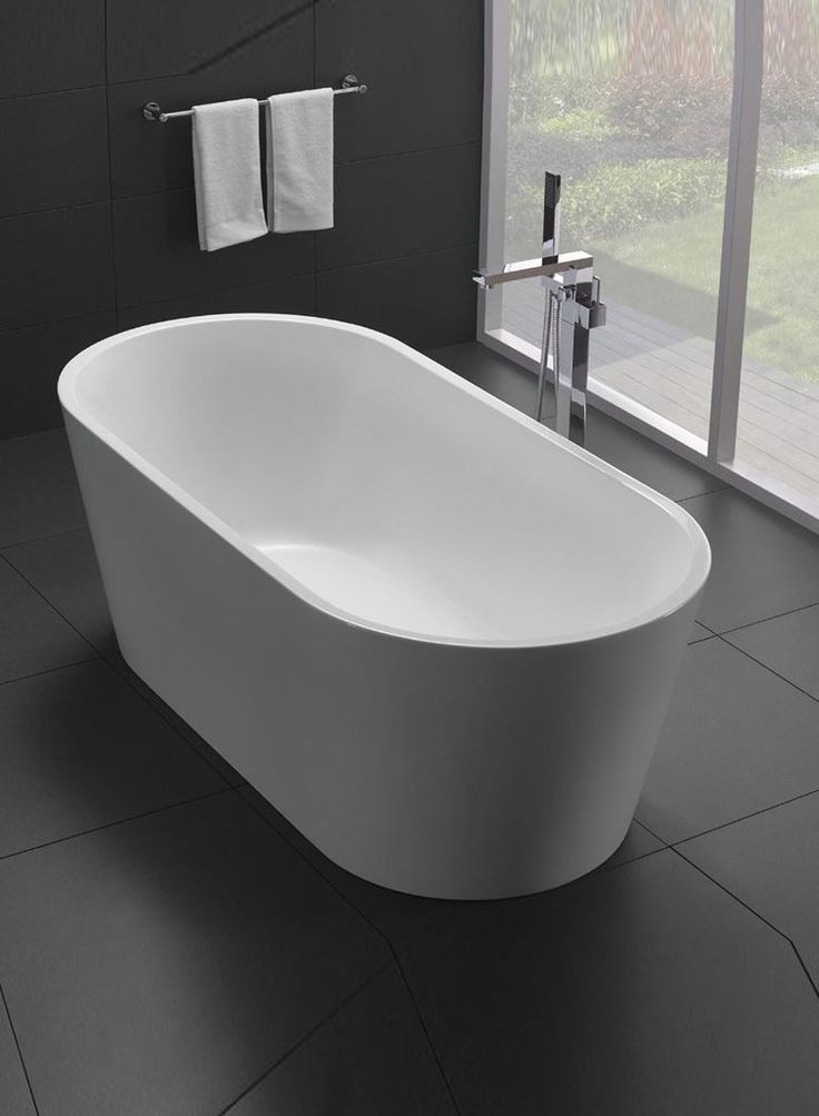 Buy the Eviva Alexa 60″ White Free Standing Acrylic Bathtub EVTB1018-59WH online! Authorized Retailer. Lowest Price, Fast & Free Shipping. Buy Now!