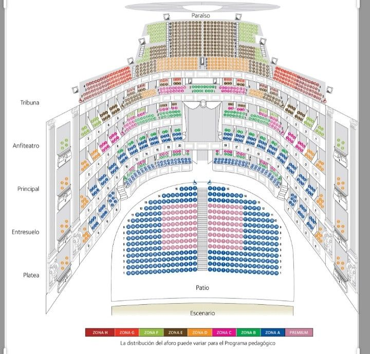 Pin By Camilo Andres On Diseno 1 Seating Charts Seating Plan Walt Disney Concert Hall