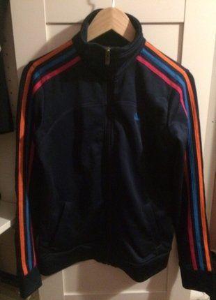 Kaufe meinen Artikel bei #Kleiderkreisel http://www.kleiderkreisel.de/damenmode/jacken/149993027-blaue-adidas-climalite-training-jacke