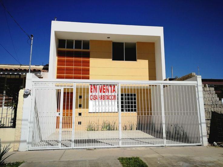 Casa nueva a estrenar en Jardines del Valle, Zapopan.Info: Tel. 38 56 77 23 Cel. 33 33 90 90 85 www.inmueblesguadalajara.com