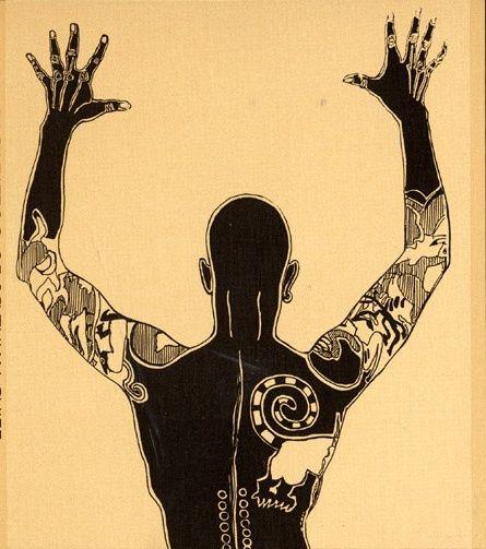 tattoo ideas - scythian | War-Bear (tur/d&d) | Pinterest