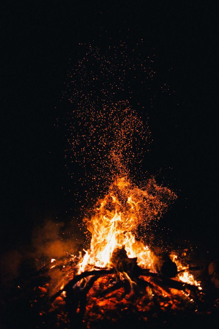 Kelsey Stevens Photography Fire photography