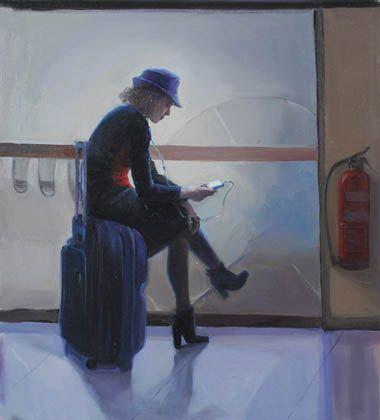 Nadia Tsakova - Terminal