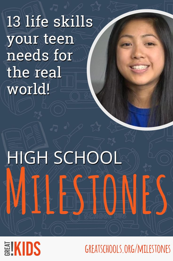 Is your teen ready for life after high school? High School Milestones are here! These short videos, available in English and Spanish, help you see if your teen is on track for college and career success. #HSMilestones