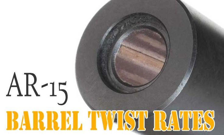 Tom explores the importance of AR-15 Barrel Twist Rates. What can go wrong & what can go good.