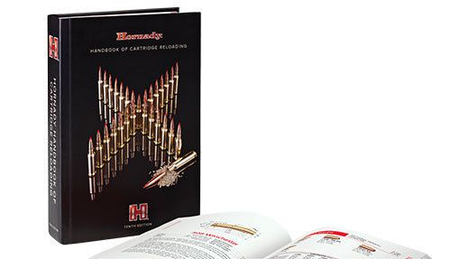 Manuals and Instruction Material 111293: Hornady Handbook Of Cartridge Reloading Manual 10Th Edition New 2017 Sku 99240 BUY IT NOW ONLY: $40.99