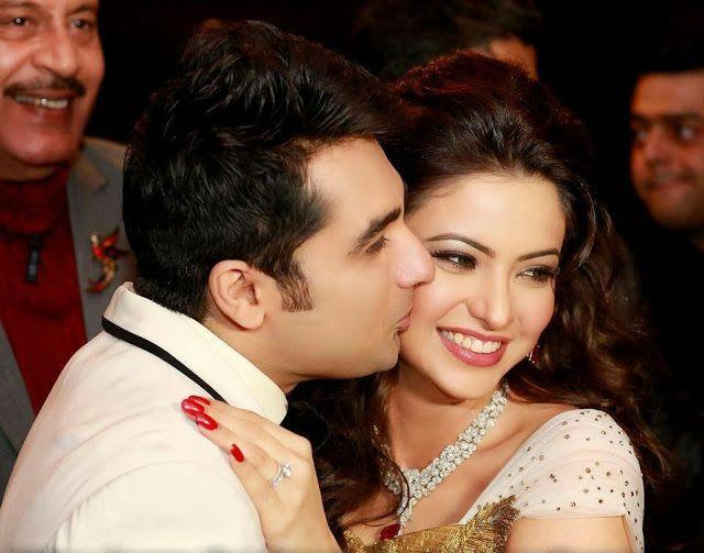 Aamna Sharif and Amit Kapoor wedding