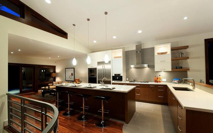 Luxury Mansions Luxury Homes Stone Flooring Kitchen Reno House