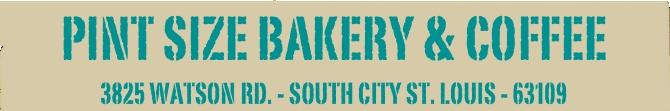 pint size bakery & coffee  3825 watson rd. - south city st. louis - 63109