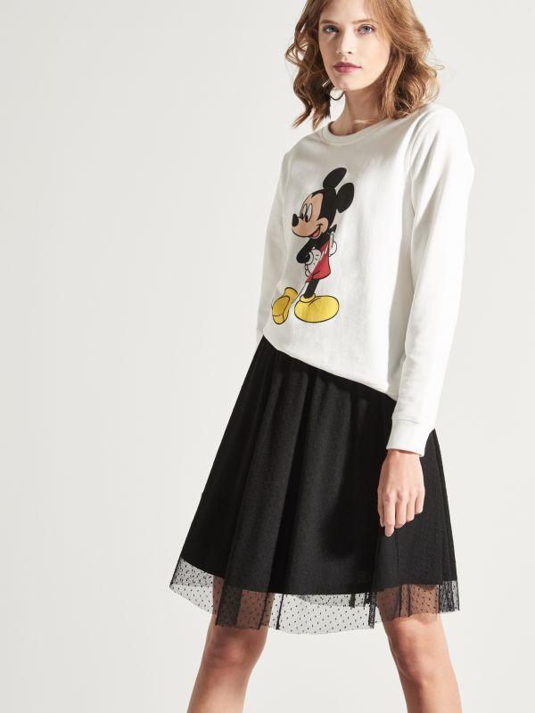 Bluza Mickey Mouse, HOUSE, QI475-01X