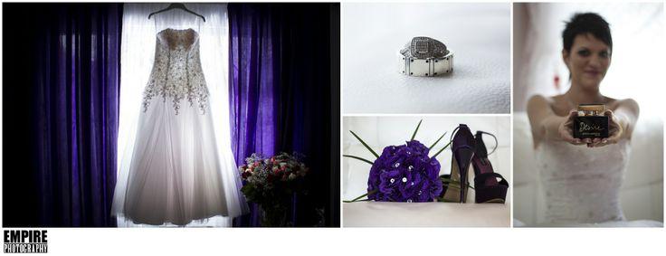 Wedding dress Natural light and detail shots