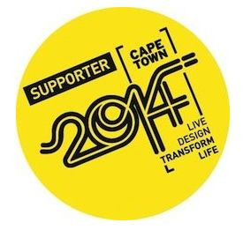 We Support! World Design Capital 2014 - #lovecapetown