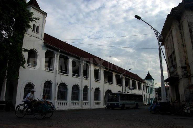 INDONESIA : History of the Old City of Semarang