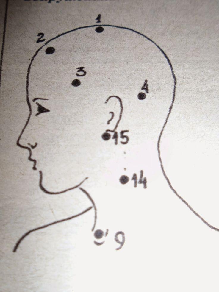 Исцели себя сам: Точечный массаж головы и шеи