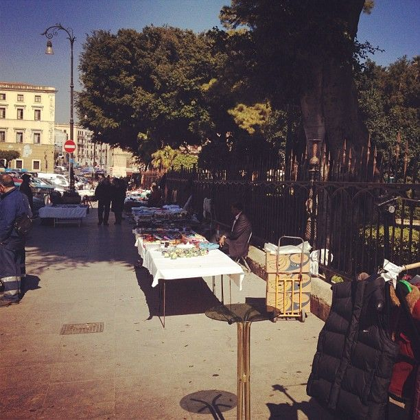 17 best images about piazza marina antique market on for Antiquariato palermo