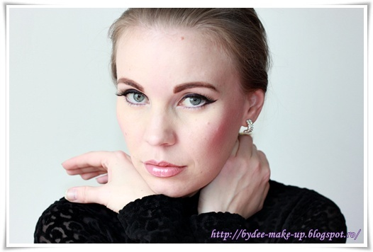Inspired by...Kate Winslet ~ By Dee make-up and more