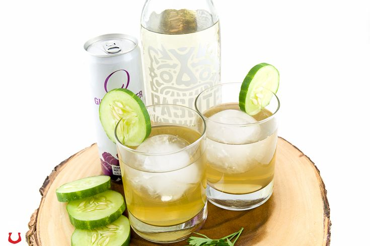 Jalisco Mule made with Pasote Reposado Tequila