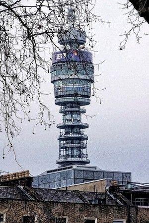 London - BT Tower