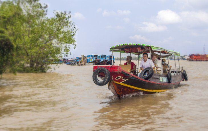 Mekong, Vietnam Turu
