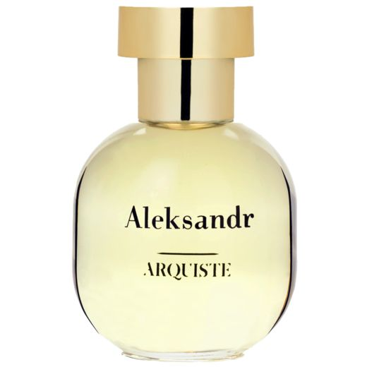 Arquiste Aleksandr Perfume: Leathery Violet  January 1837 St Petersburg , Russia An olfactory journey, retelling firebrand poet Aleksandr Pushkin's fateful duel.  Aleksandr opens with stoic, almost sharp and frosted notes of vodka and birch leaves, mysterious and foreshadowing. We wait as Pushkin prepares toilette, neroli and violet create the effect of Pushkin's cologne. Sweet violet leaf intertwines with leather and powdery orris (iris root), invoking an almost warm hay accord transporting…