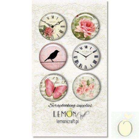 "Фишки коллекции ""Heart Painted"" (Lemon Craft), 6 шт."