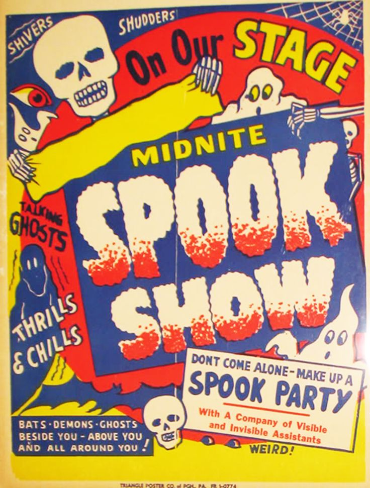 Leaf spook theatre - Google Search