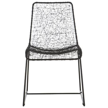 Opie Dining Chair  Zinc Colour