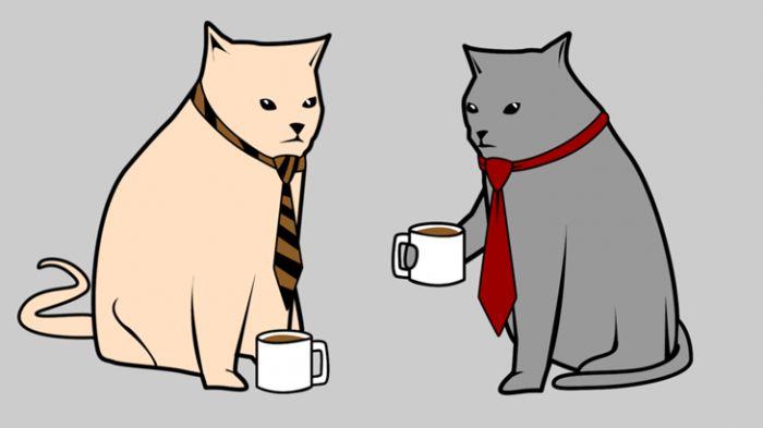 Catlateral Damage: il simulatore della vita da #gatto