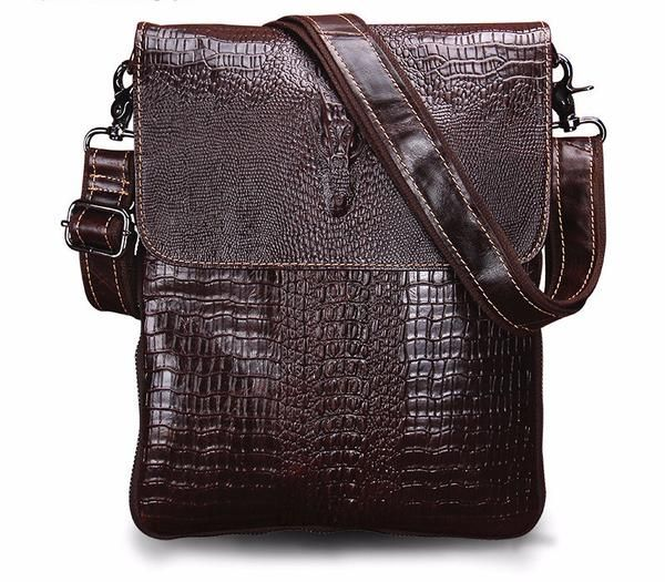 The Crocodile Crossbody